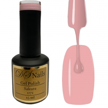 071 Sakura Soak off Gel Polish 15ml