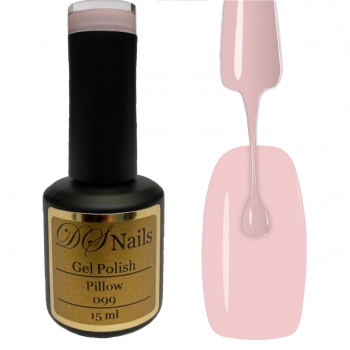 099 Pillow Soak off Gel Polish 15ml
