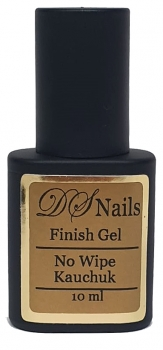 Finish Gel No Wipe Kauchuk 10 ml.