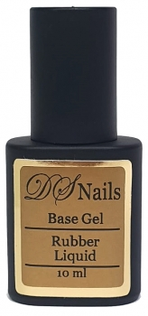 Base Gel Rubber Liquid 10 ml.