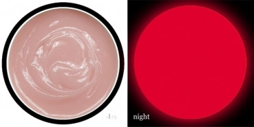 Acrylic Glow-Gel Red 15 ml