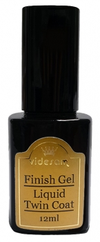 Liquid Twin Coat ( Base,Top-Finish) 12 ml.