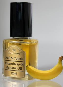 Banana Nail and Cuticul Oil 12ml