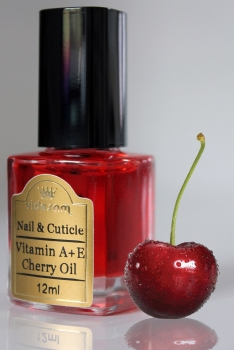 Cherry Nail and Cuticul Oil 12ml