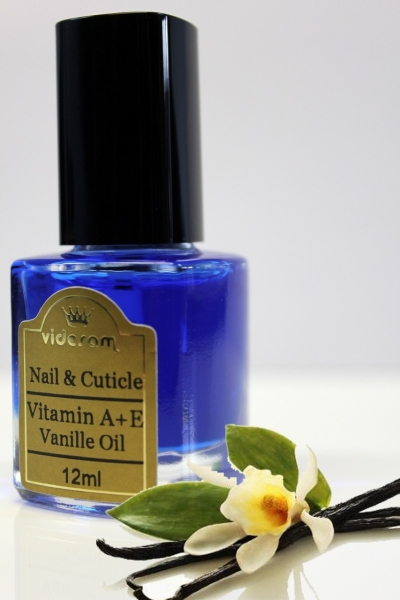 Vanille Nail and Cuticul Oil 12ml